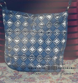 Deep blue bag by anabell18