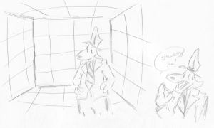 Steve Purcell's The Cube by Sei-sama