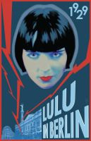 Louise Brooks Lulu In Berlin Poster Design by JSHatton