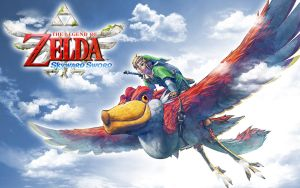 Skyward Sword Wallpapers 16:10 by Link-LeoB
