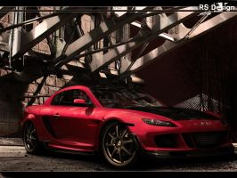 Mazda RS-8 by RS--Design