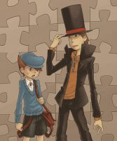 Puzzle Solvers by SybLaTortue