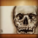 Skull by scoot75
