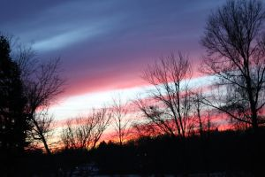 God's Watercolor Canvas by Maeve09