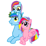 cottoncloudfilly's +580 Watchers Contest Entry by IFADEU337