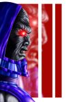Darkseid, ruler of Apokolips by halwilliams