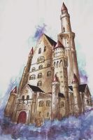 Just one more, twisted, castle by lauraonihQ