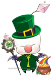 Irish Mog! by MogFFXIII-2