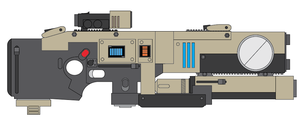 Custom Pulse Carbine by tallguy