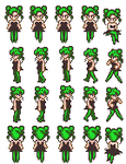 Telulu Sprites by SailorMoonLegends