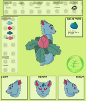 Pocket feline app: Sandi *Evolved* by XxDillPicklexX