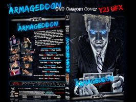 Armageddon 2008 Custom Cover by Y2JGFX