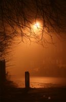 Foggy Night 1 by Lukasx