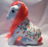 My little Pony Custom Sugarberry by BerryMouse