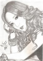 SNSD_Tae by Guon--22