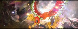 Ho-Oh Signature by HarukaQuinn