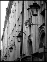 +Street Lamps II+ by Dra-Matha