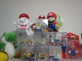 My Nintendo collection July 09 by PipoMadness1992