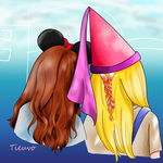 Taeny fanart (The Taetiseo - TTS) by TieuVo