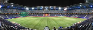 Red Bull Arena Salzburg by Nightline