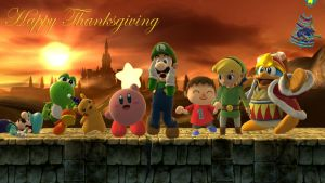 Happy Thanksgiving by Askingtoattackmeghan