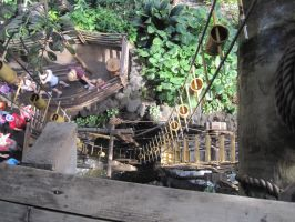 Swiss Family Robinson Treehouse - New Perspective by Skylanth
