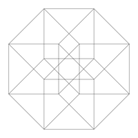 8 squares illusion by 10binary
