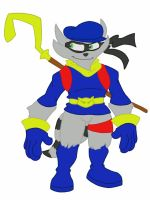 Sly Cooper 1 by Bus-doodles