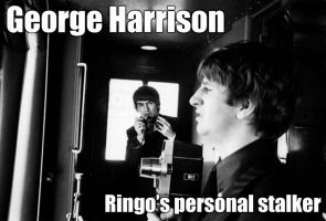 George Harrison: Stalker by Robinlvr