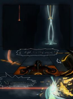 TRON: REDEMPTION by Sylver-Fox24