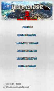 Just Cause 3 by AESTHEDDICT