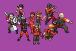 Pokemon Fortress 2 by 44tim44