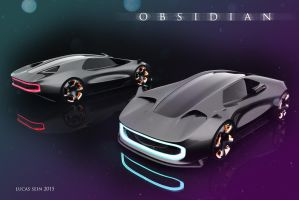 Obsidian Front + Rear by LRSeinAuto