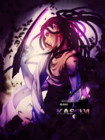 Kassim (Magi) Signature by YataMirror