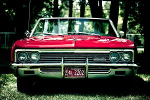 Impala SS red 02 by RockRiderZ