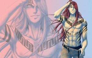 ABARAI RENJI Wallpaper by Washu-M