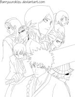 _ Bleach Group_ by Banryuunokizu