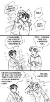 Hetalia Doujinshi - Greetings by sawamura-sama