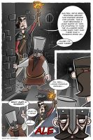JG Chronicles - Page 1 (Comic) by TemplarOfBacon