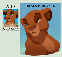 Improvement~ Naanda by EyesInTheDark666