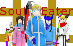 Soul Eater by Wolfminer01