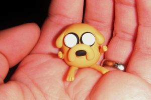 Jake the Dog by michigoose