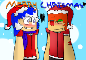 LELELELE CHRISMAS XD by SuperKittey