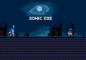 Sonic.exe Rival Screenshot by Fawful117-the-Epic