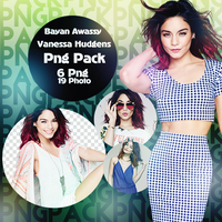PNG VE PHOTO PACK ( 18 ) AND ( 08) Vanessa Hudgens by BayanAwassy