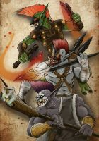 troll attack by deadberries