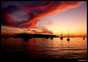 Sunset Porec II, updated by Heckenshutze