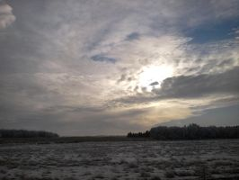 January ND skys by seedless61