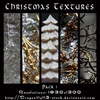 Christmas Textures Pack 1 by BFstock