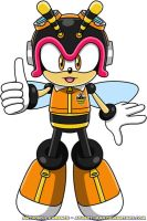 Charmy Bee by Advert-man